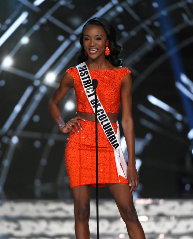 Deshauna Barber: 6 Things to Know About Miss USA - The Hollywood ...