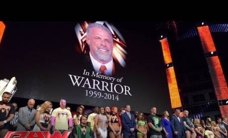 Ultimate Warrior Tribute Video: Watch Now