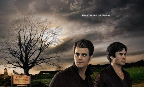 The Vampire Diaries Season 7 Poster