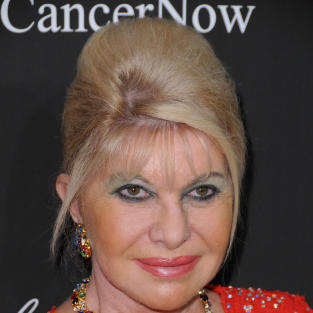 "Ivana Trump Denies Rape Claims, Thinks Donald Trump Would Be ""Incredible President"""