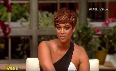 Tyra Banks on FABlife
