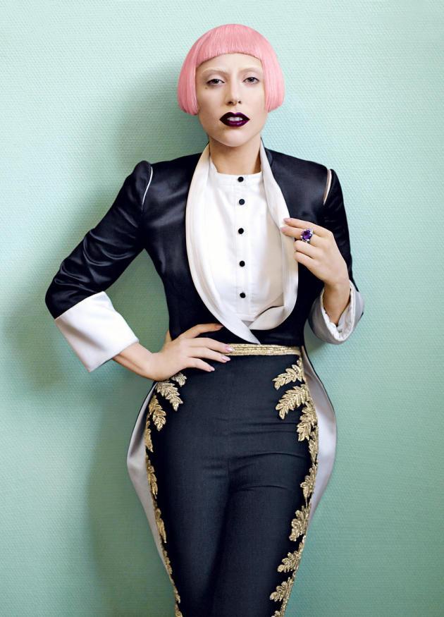 Gaga Pulls it Off
