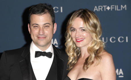 Molly McNearney and Jimmy Kimmel Welcome Baby Girl!