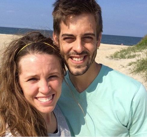 Jill Duggar and Derick Dillard Honeymoon Photo