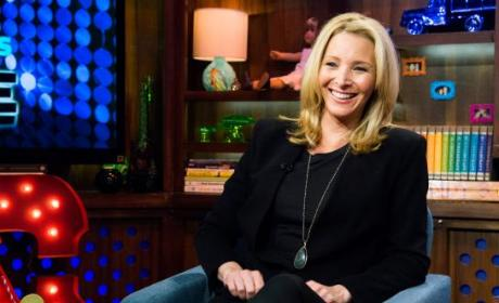 Lisa Kudrow to Teresa Giudice: Don't Commit Crimes