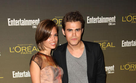 Paul Wesley and Torrey DeVitto Announce Divorce