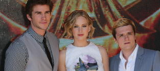 Mockingjay Cast in Cannes: See the Photos!
