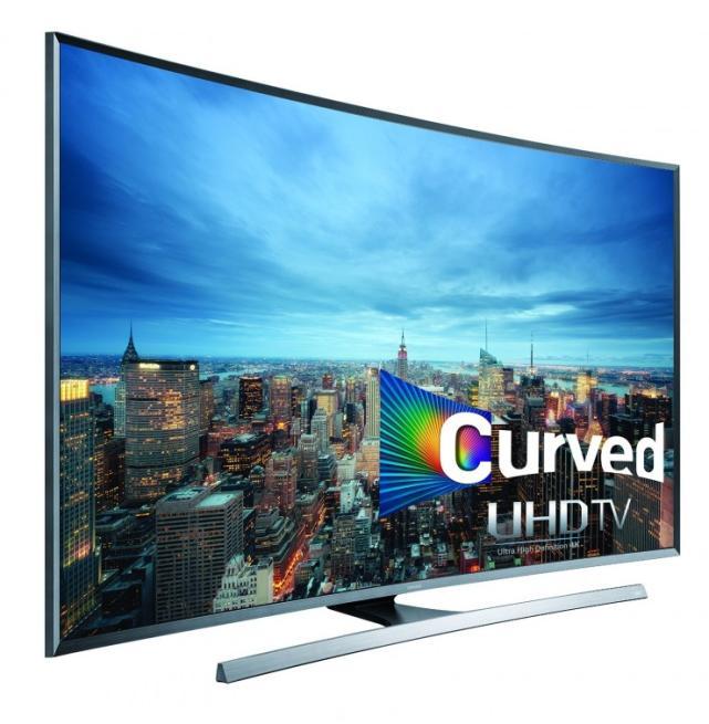 A big tv