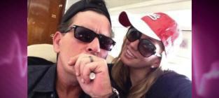 Charlie Sheen: Married to Brett Rossi!?