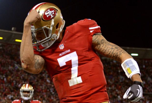 Colin Kaepernick Photo