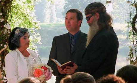 Duck Dynasty Season 4 Premiere - Wedding Vows