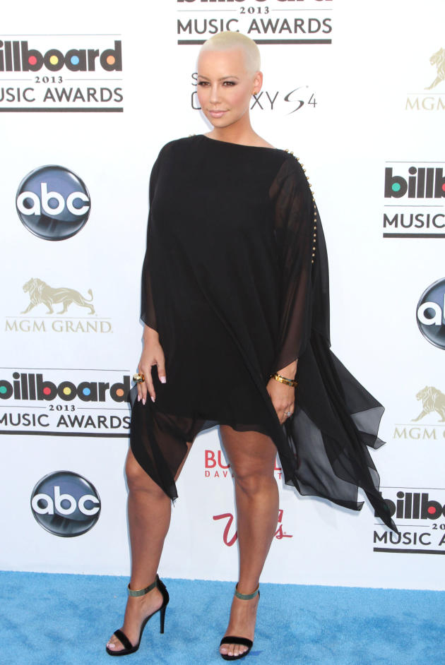 Amber Rose at Billboard Music Awards
