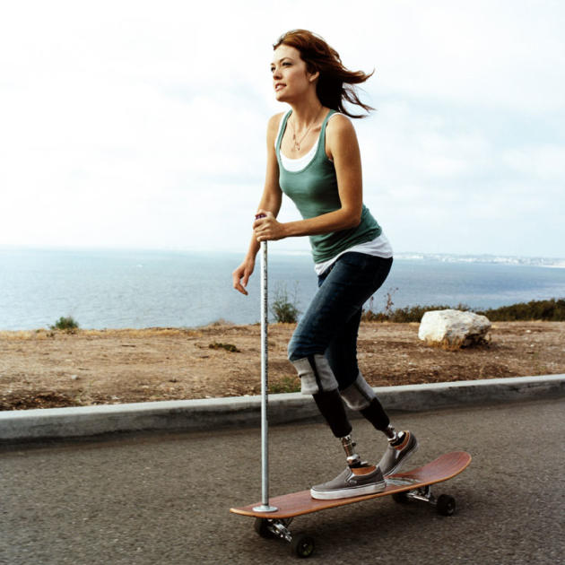 Amy Purdy Photo