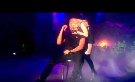 Madonna Disses Drake: I Kissed a Girl!
