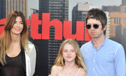 Noel Gallagher and Sara MacDonald: Married!