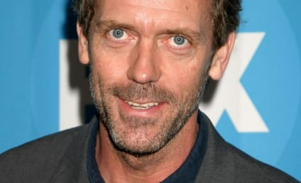 Dr. House Admires Cover Story on ... Dr. House