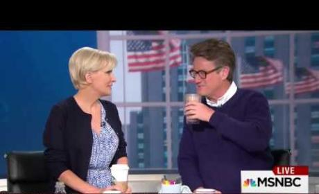 Joe Scarborough and Mika Brzezinski: More Than Just Co-Workers???