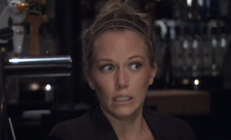 Kendra Wilkinson Reacts