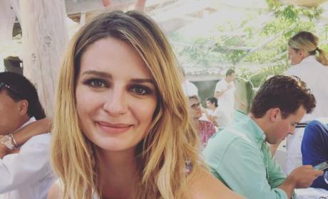 Mischa Barton: Topless In Greece!