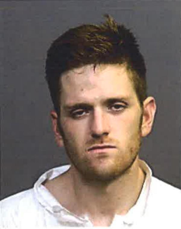 Josh waring mugshot