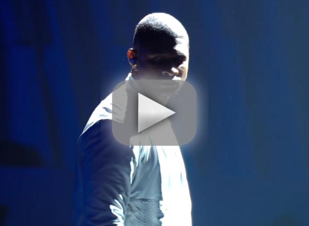 "Usher - ""She Came to Give It To You"" (Feat. Nicki Minaj)"