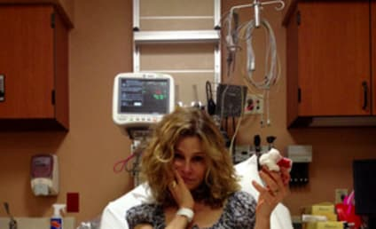 Kyra Sedgwick Chops Off Piece of Finger in Kale Cutting Incident