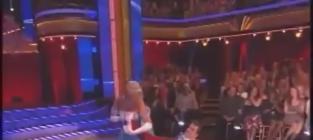 Sabrina Bryan - Dancing With the Stars Week 5