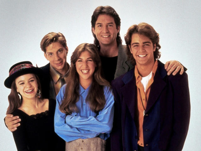 Blossom Cast: Then