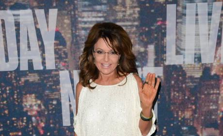 Sarah Palin at SNL 40