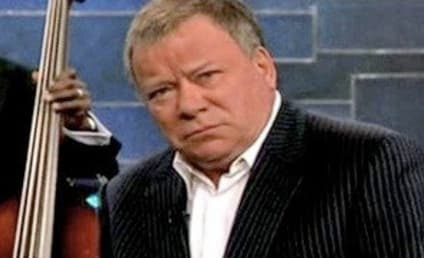 William Shatner Reads Levi Johnston Tweets on Tonight Show; Lawyer Denies Page is His