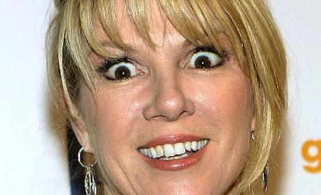 15 Crazy-Eyed Ramona Singer Photos: Be Very Afraid!