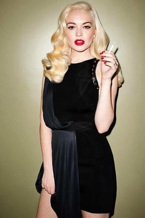 Lindsay Lohan LOVE