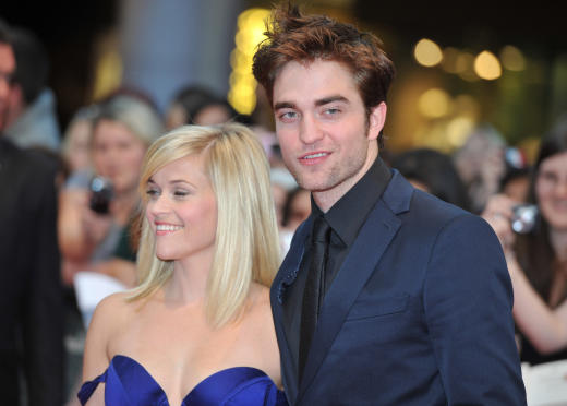 Robert Pattinson Movie Premiere Pic