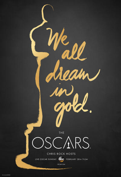 Oscars 2016: Official Poster