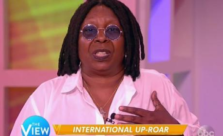 Whoopi Goldberg on Dr. Walter Palmer: MURDERER!!!!