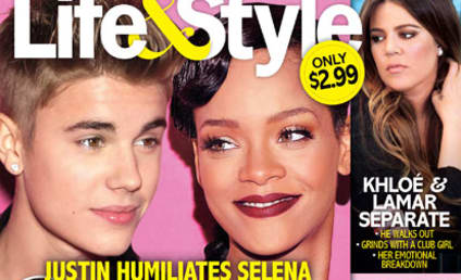 Justin Bieber-Rihanna Affair Caused Selena Gomez to Dump Him, Source Claims