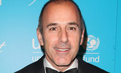 Matt Lauer to Remain at Today Show For $30M?