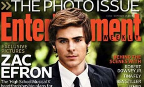 Photo Issue Cover Boy