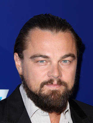 Leonardo DiCaprio Beard Photo
