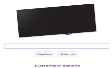 SOPA Blackout: Help Stop Internet Censorship!