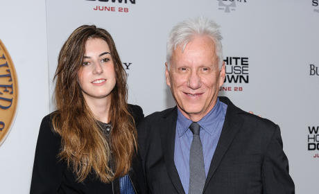 James Woods Girlfriend: Kristen Bauguess, 46 Years His Junior