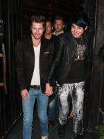 Drake LaBry and Adam Lambert