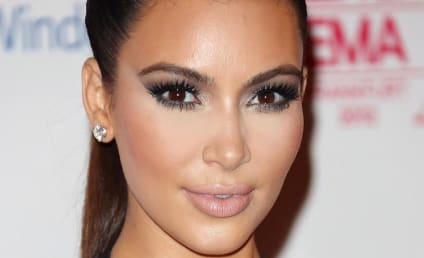 Kim Kardashian to Portray an Alien on American Dad