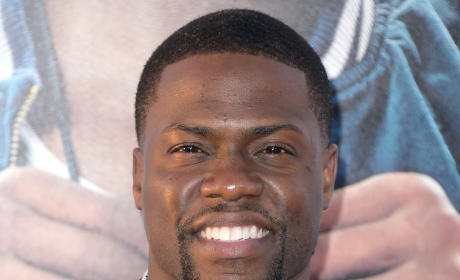 Kevin Hart at Get Hard Premiere