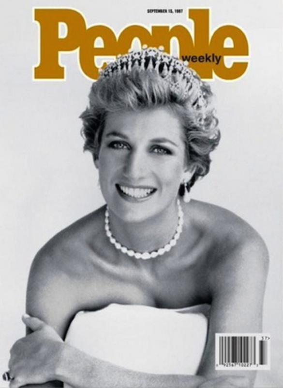 Honoring princess diana