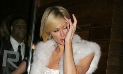 A Special Interview with a Distraught Paris Hilton