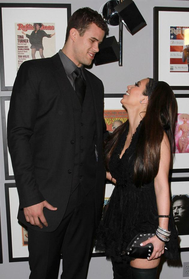 Kim Kardashian and Kris Humphries Photo