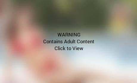 Ashley Hebert Bikini Shot