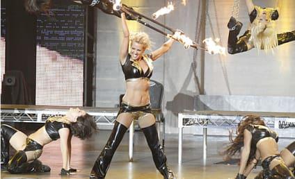 America's Got Talent in Vegas: Fire, Fire and More Fire!