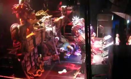 Cory Smoot, Gwar Guitarist, Dies on Tour